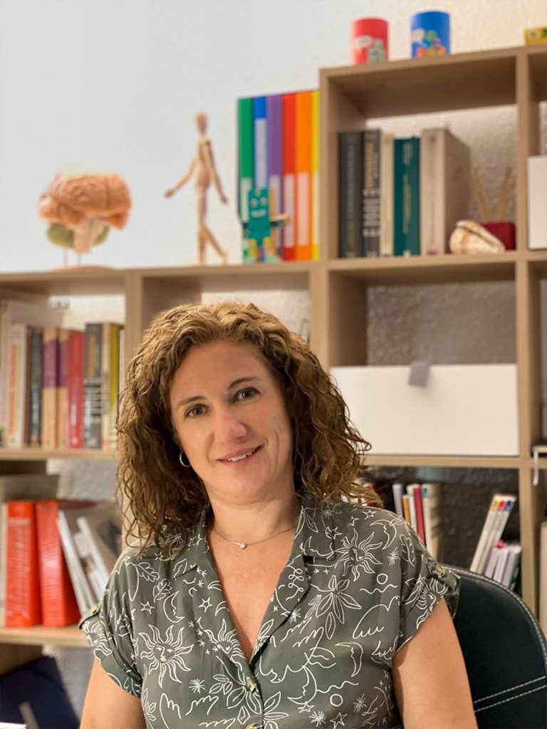 Francisca Leiva psicóloga clínica en Jaén